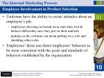 the internal marketing process52