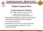 religious support office19