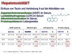 hepatotoxizit t