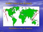 steller s sea cow extinct2