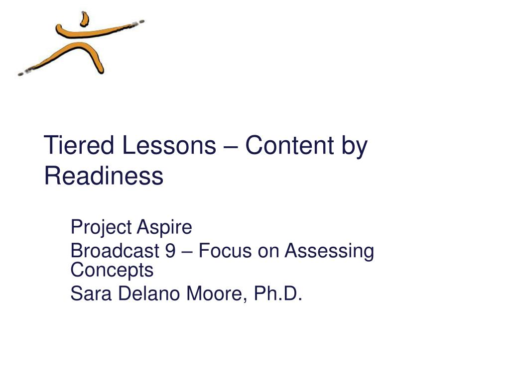 tiered lessons content by readiness l.