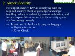 2 airport security