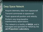 deep space network15