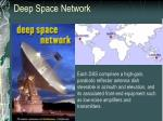 deep space network16