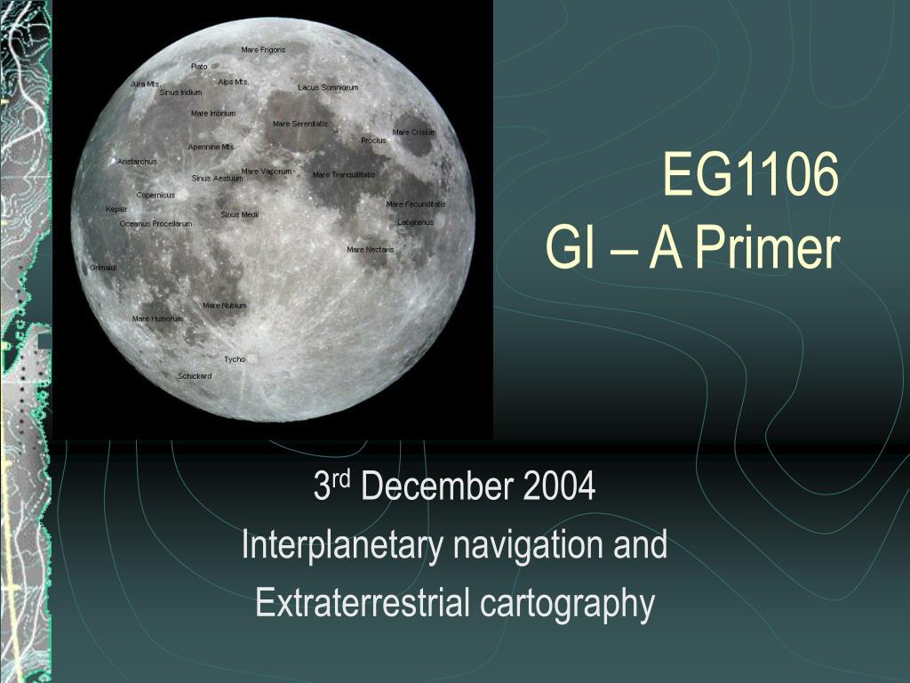eg1106 gi a primer l.