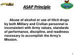 asap principle