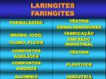 laringites faringites