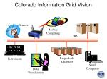 colorado information grid vision