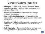 complex systems properties15