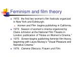feminism and film theory2