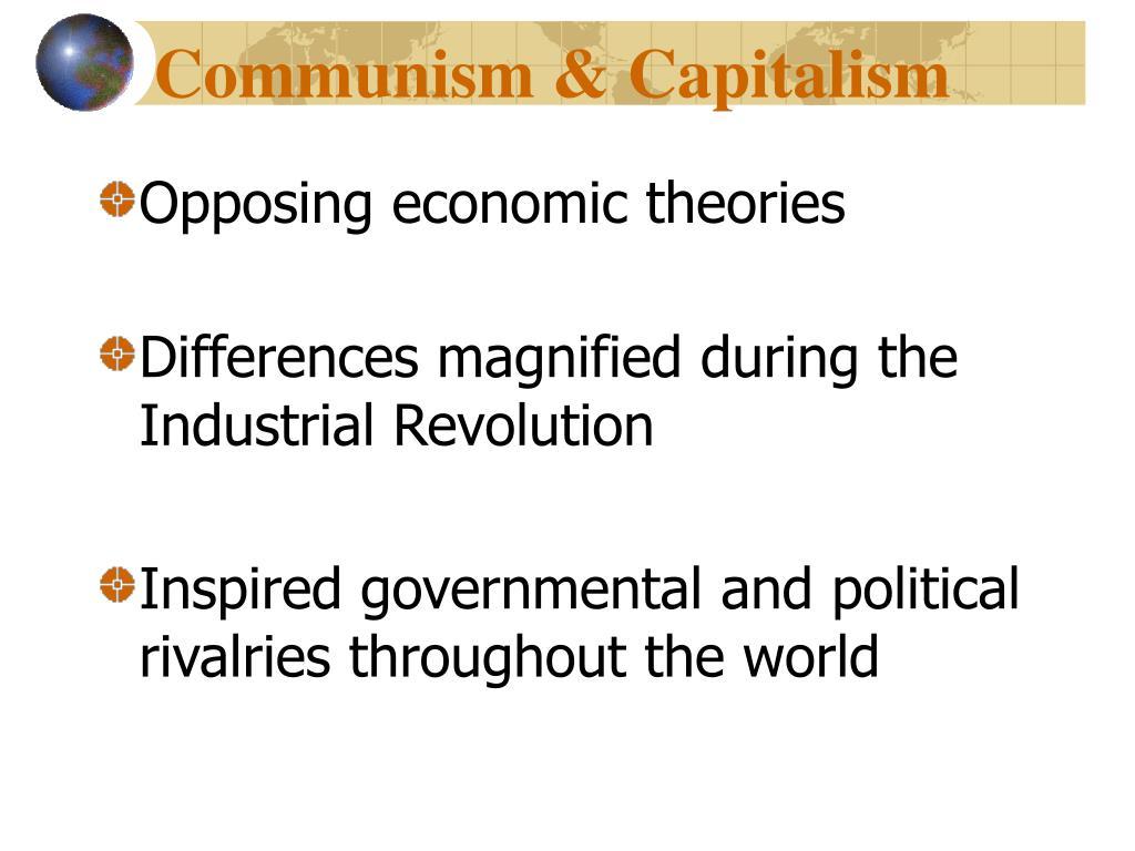 Ppt Communism Capitalism Powerpoint Presentation Id710058