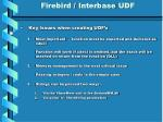 firebird interbase udf11