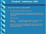 firebird interbase udf16