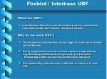 firebird interbase udf4