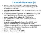 1 rappels historiques 2