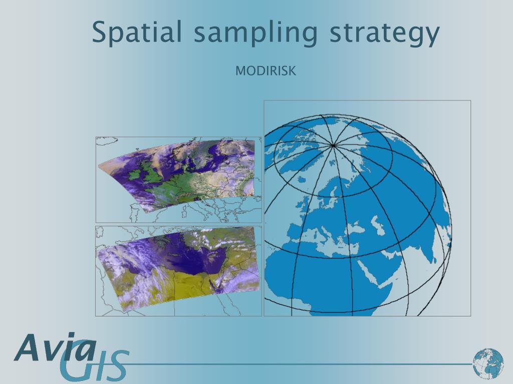 spatial sampling strategy l.