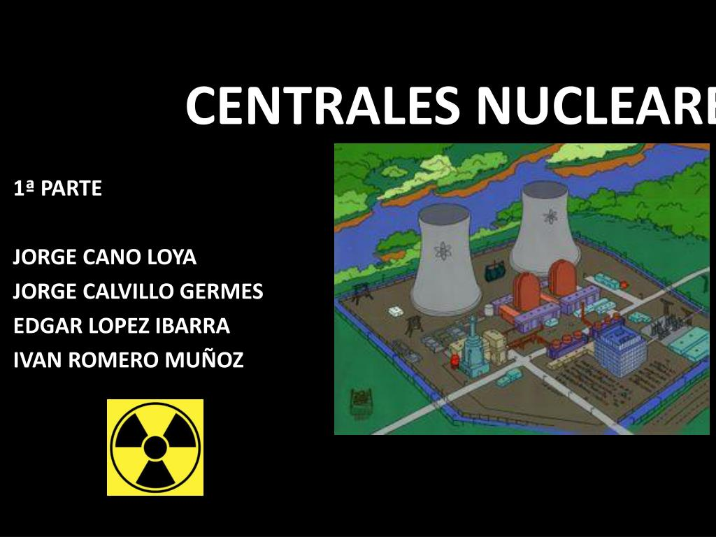 centrales nucleares l.