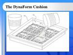 the dynaform cushion7