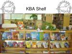 kba shelf20