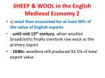 sheep wool in the english medieval economy 2