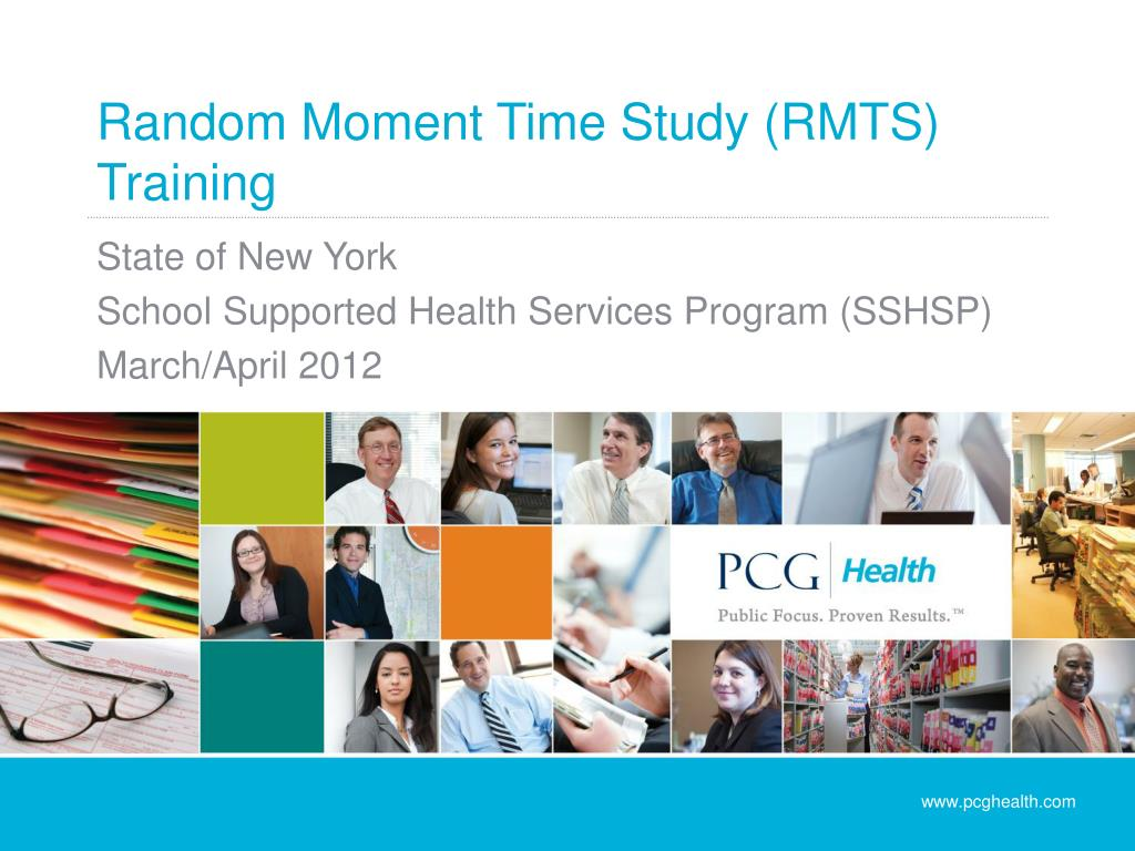 random moment time study rmts training l.
