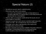 special nature 2