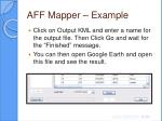 aff mapper example27