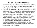 patent foramen ovale120