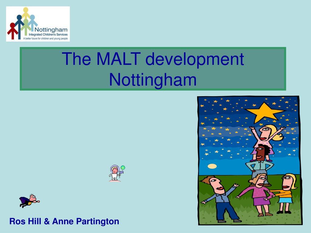 the malt development nottingham l.