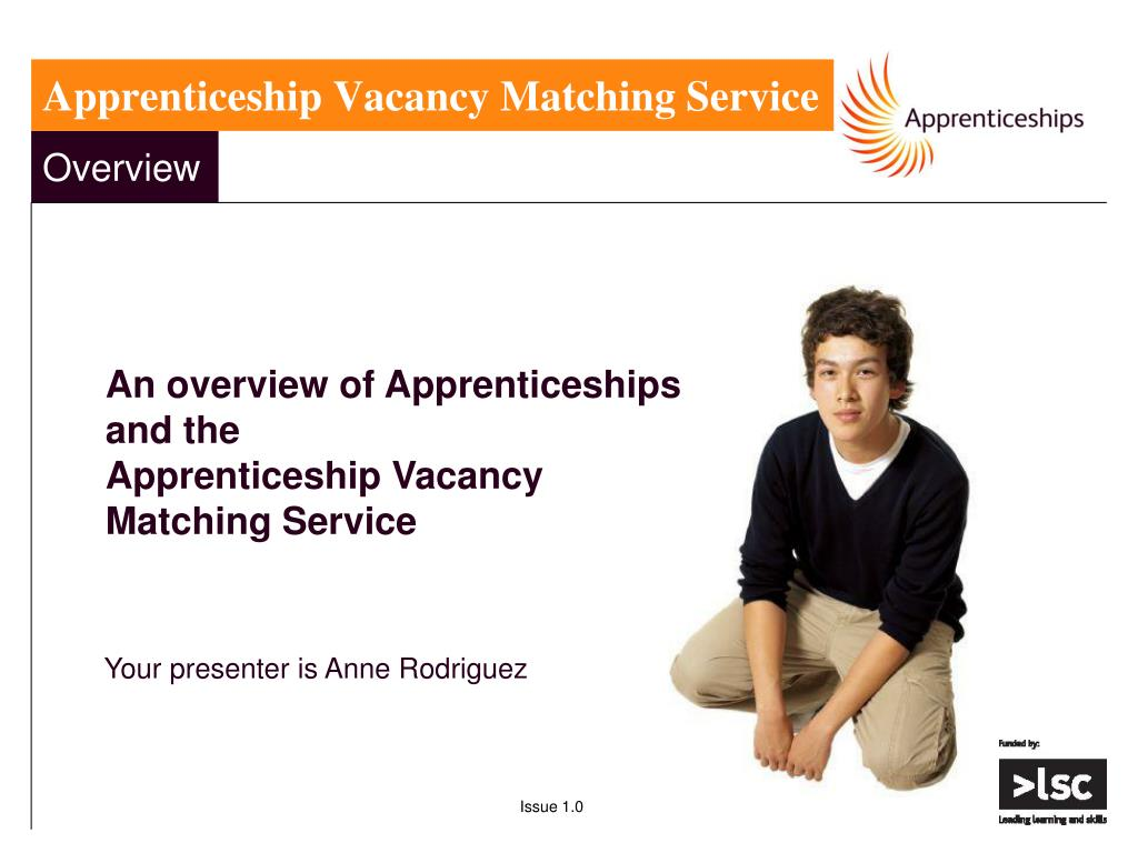 apprenticeship vacancy matching service l.