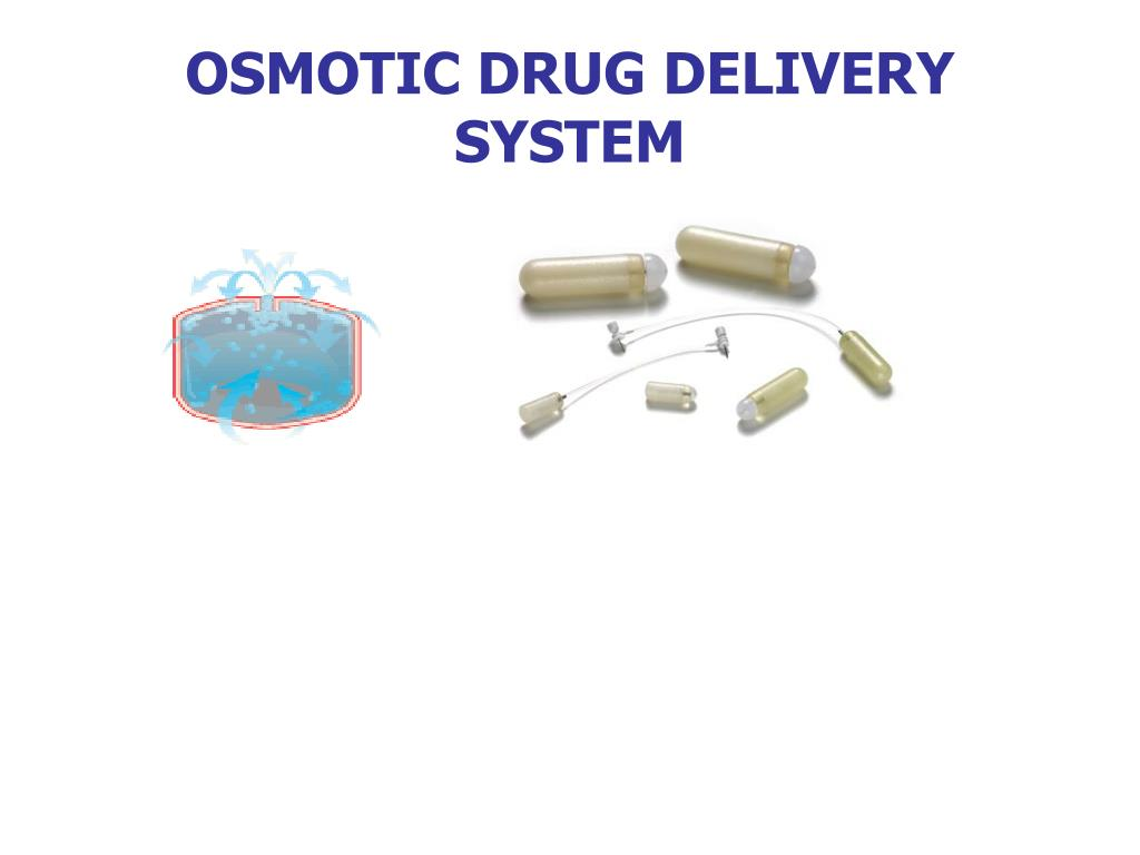 osmotic drug delivery system l.