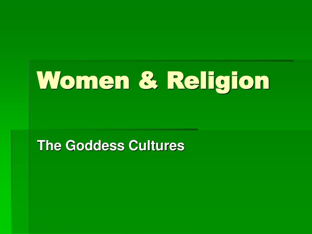 women religion l.