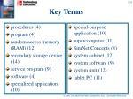 key terms20