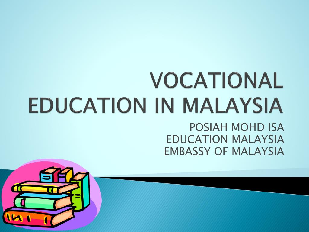 vocational education in malaysia l.