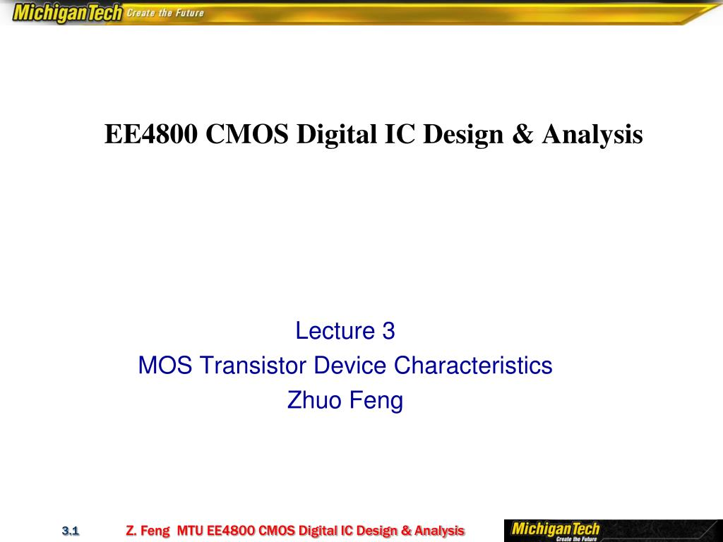 ee4800 cmos digital ic design analysis l.