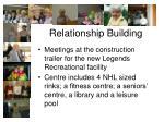 relationship building11