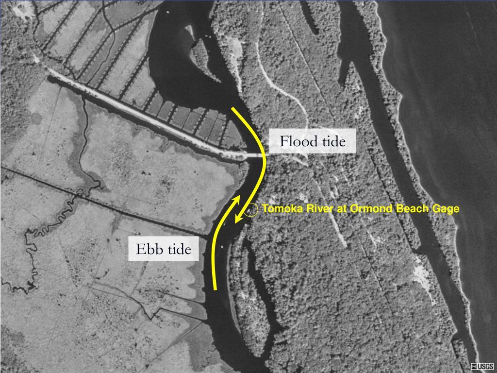 Flood tide