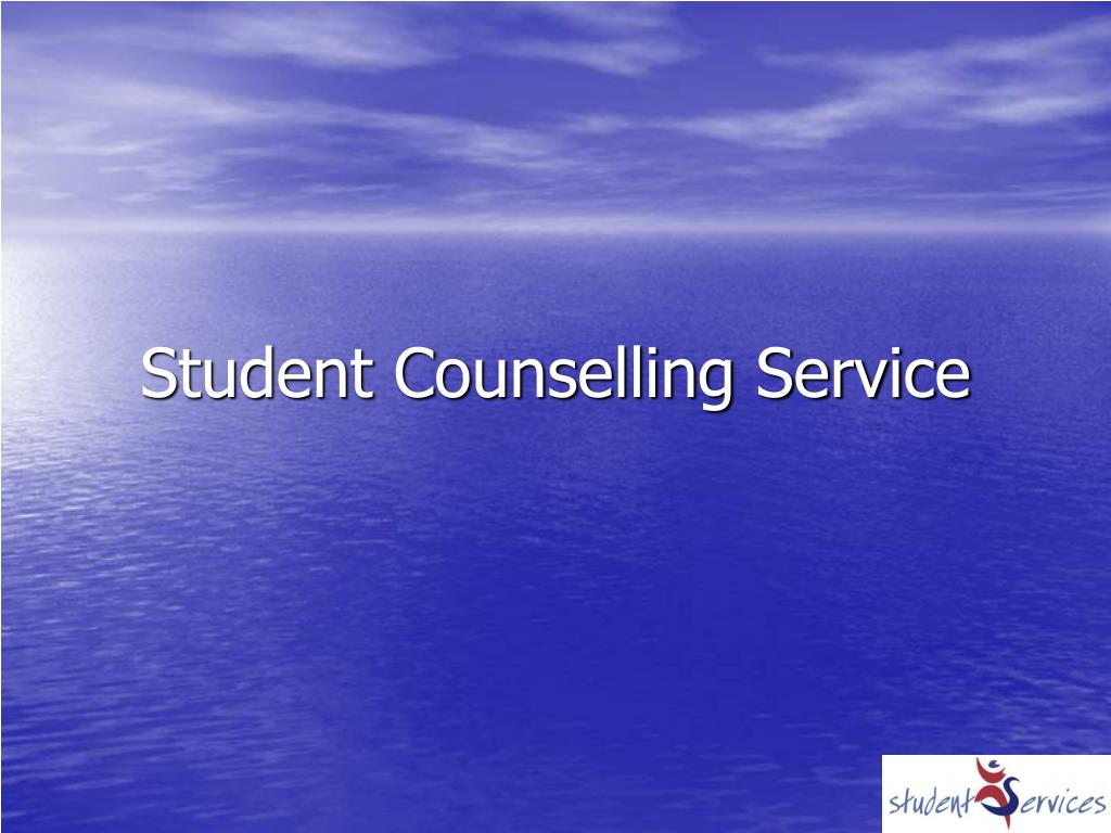 student counselling service l.