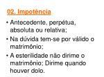 02 impot ncia