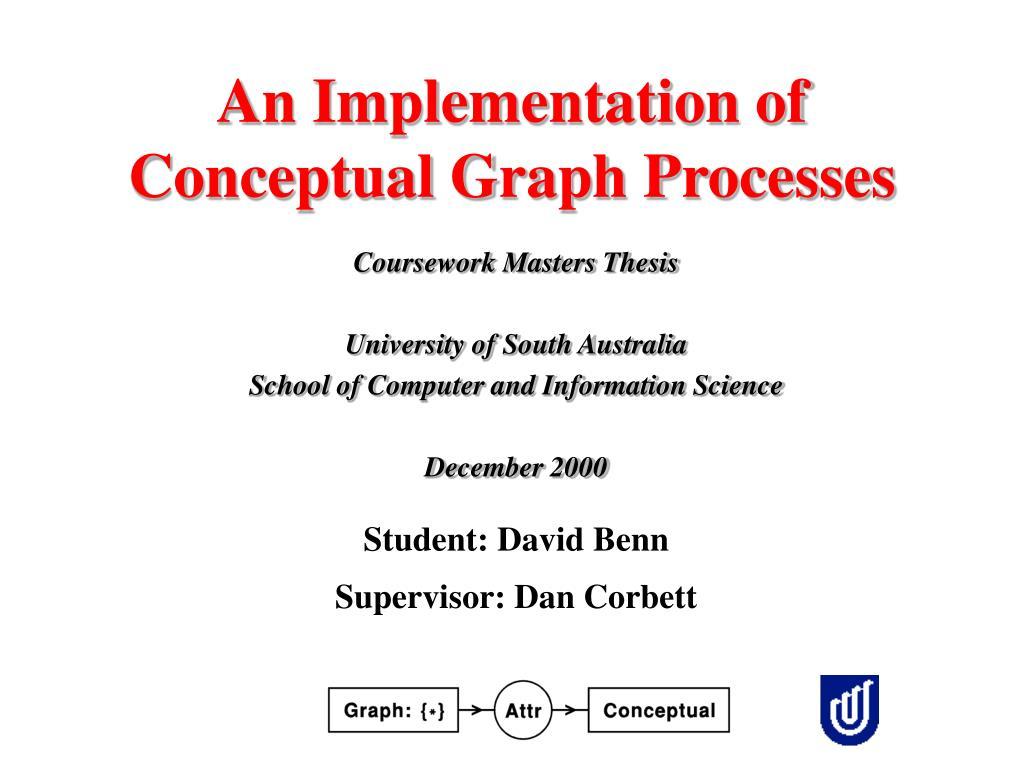 an implementation of conceptual graph processes l.