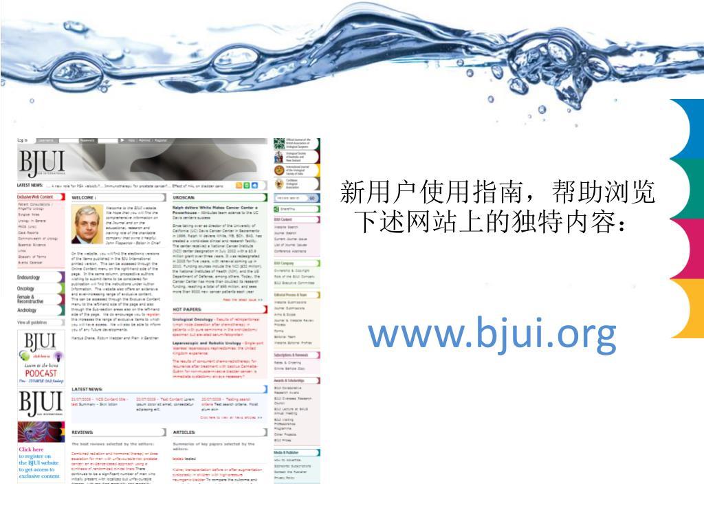 www bjui org l.