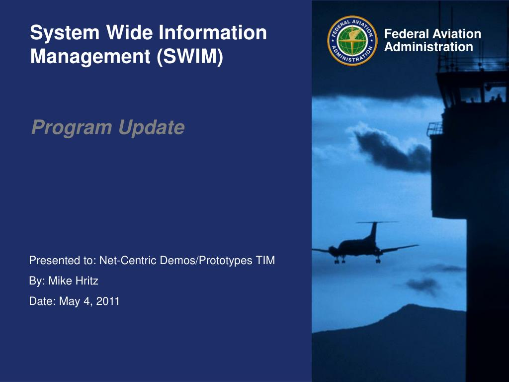 system wide information management swim l.