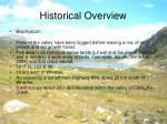 historical overview5