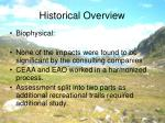 historical overview6