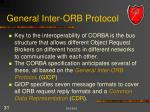 general inter orb protocol