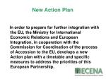 new action plan