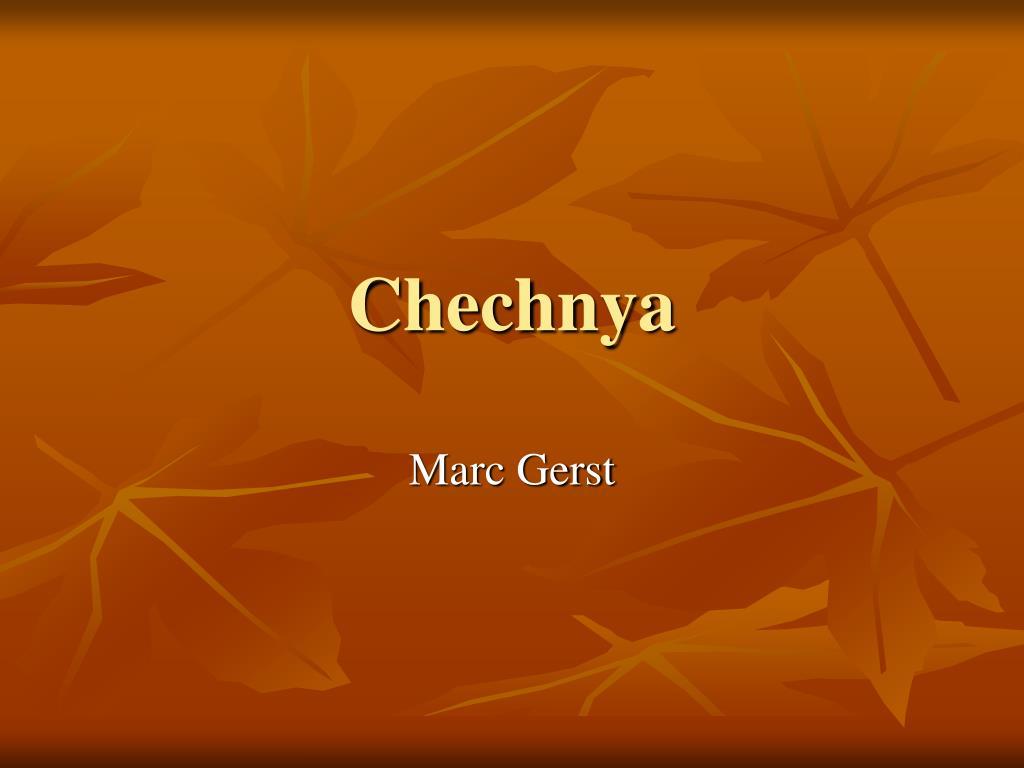 chechnya l.