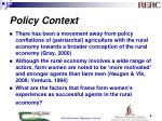 policy context4