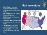 rail inventions