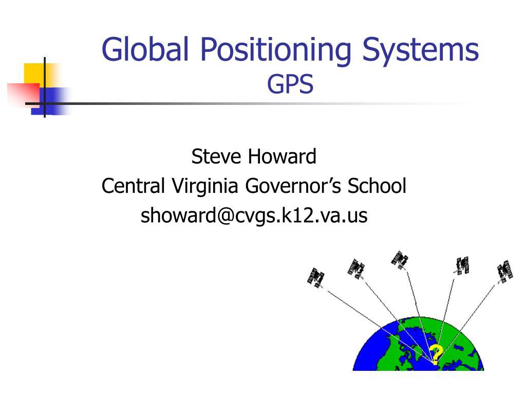 steve howard central virginia governor s school showard@cvgs k12 va us